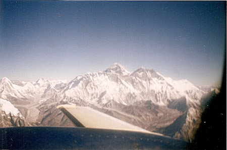 Things to do in Nepal: see Everest from a mountain flight