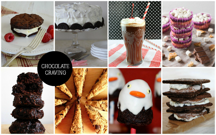 Chocolate Craving Pinboard
