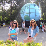 gorgeous Team Mexico at Canada's Wonderland in Vaughan, Ontario, Canada