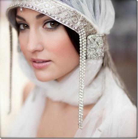 bridal-hood