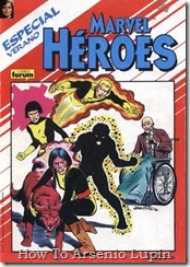 P00076 - Marvel Heroes Especial  Verano.howtoarsenio.blogspot.com