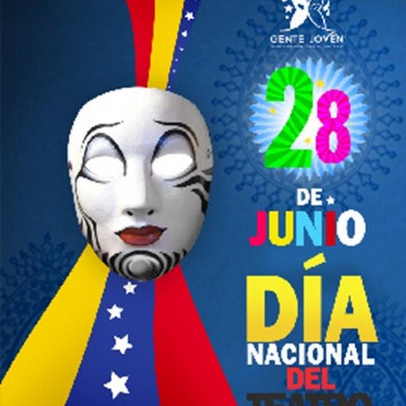 Día Nacional del Teatro Venezolano
