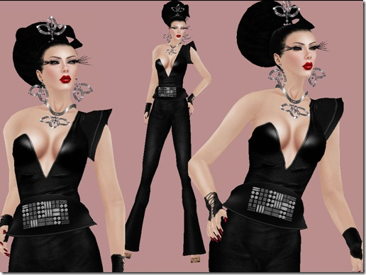 aDiva Couture Lianne Leather Jumpsuit Plus F I N E S M I T H- Isabella_005