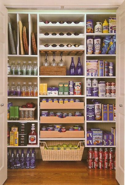 Pictures Of Kitchen Pantry Kitchen Pantry Design Ideas 33273 666x984 Kitchen Pantry Ideas