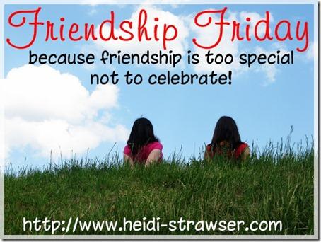 friendship friday