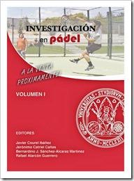 Consigue tu libro INVESTIGACIÓN EN PÁDEL Volumen I.