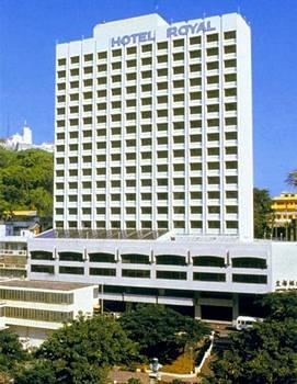 Royal Hotel Macau, Hotel Facade.jpg