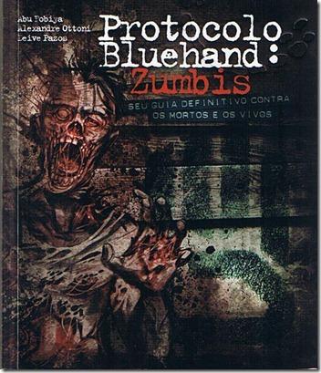 Protocolo Bluehand Zumbis capa {Fantasia BR}