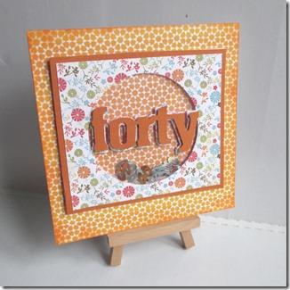 Forty Orange