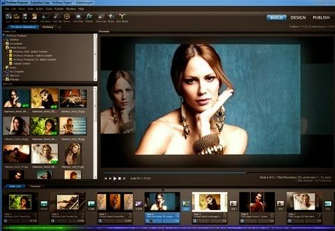 ProShow - editor de fotos y música