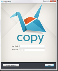 Copy.com cloudStorage