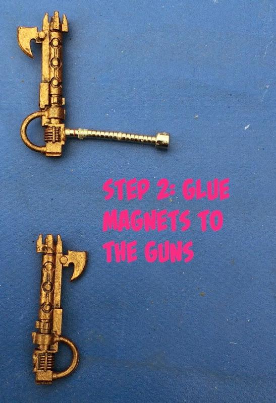 Magnet tip
