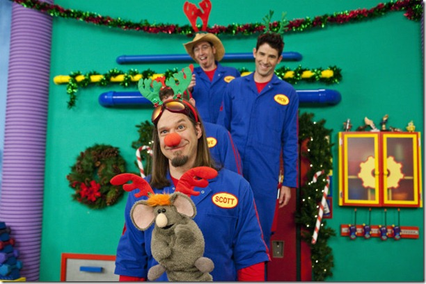 Imagination Movers Holiday Special