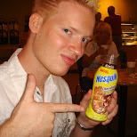 nesquick at the UN in New York City, New York, United States
