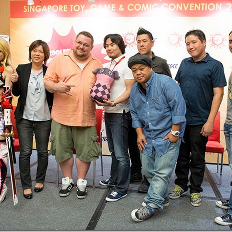 STGCC 2013 (Event highlight  & Schedule)
