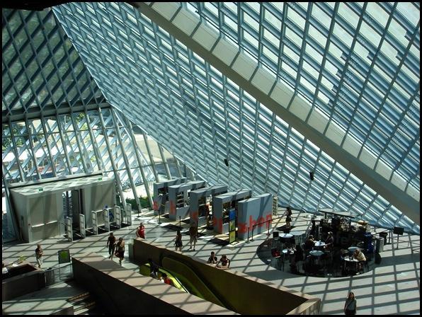 Bibliothèque centrale de Seattle -2