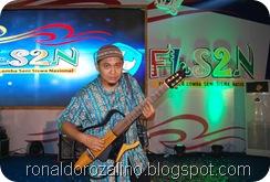 Wali Band Buka Festival Lomba Seni Siswa Nasional, FLS2N Tingkat Nasional 2013 di Medan 9