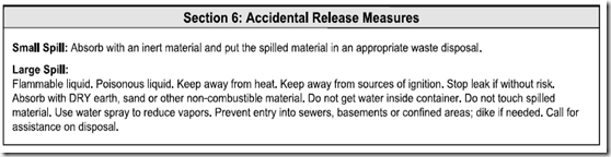 MSDS_ANSI_Section_6