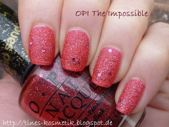OPI The Impossible 1