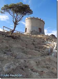 Yacimiento arqueológico y torre del Tossal de la Malladeta - Villajoyosa