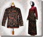 batik model dress