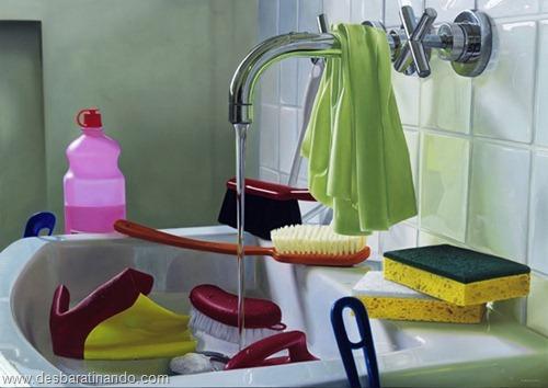 pinturas a oleo super realistas Roberto Bernardi Erich Christensen Steve Mills  desbaratinando  (9)