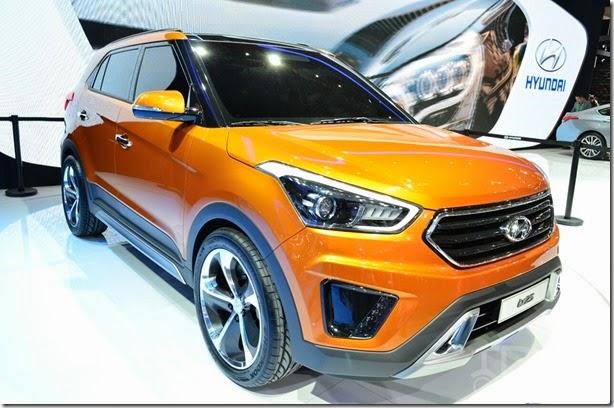 Hyundai-ix25-front-three-quarters-at-Auto-China-2014