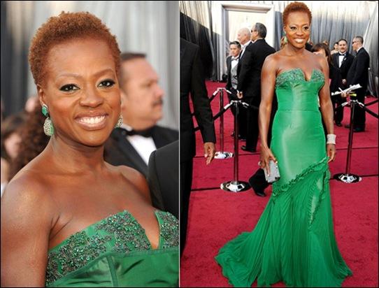 Viola Davis – 2012 Oscars