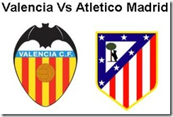 Atlético Madrid vs Valencia live soccer