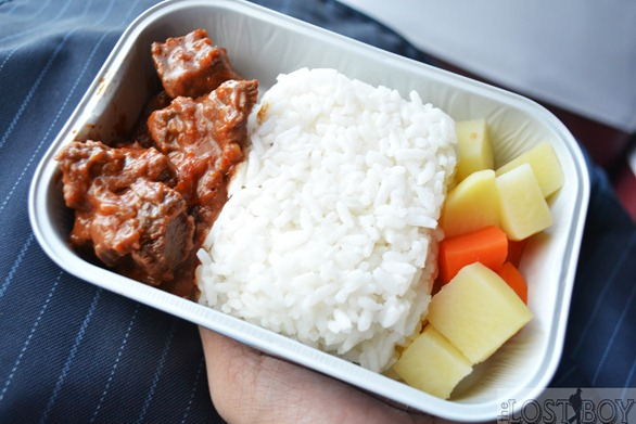 A Taste Of Airasia Philippines Inflight Caf 233 The Lost