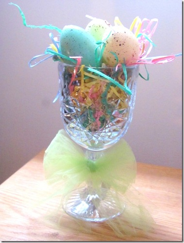 Goblet Gifting at Eastertime