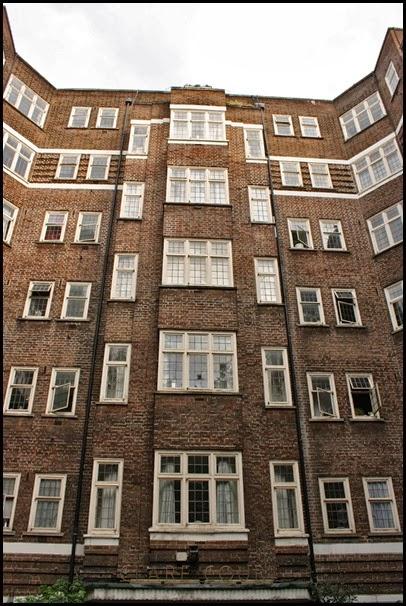 Art Deco Clare Court London