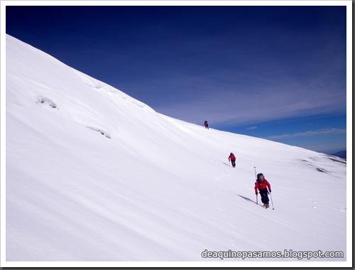 Picon de Jerez 3090m, Puntal de Juntillas y Cerro Pelao 3181m (Sierra Nevada) (Isra) 2756