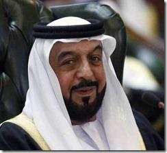 Khalifa bin Zayed bin Sultan Al Nahyan