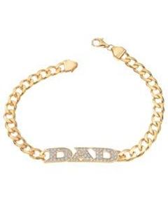 Gold Bracelet For Dad
