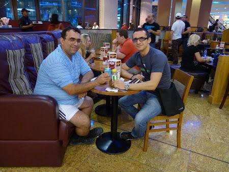 Obiective turistice Dubai: cu Lucian la Mall of the Emirates