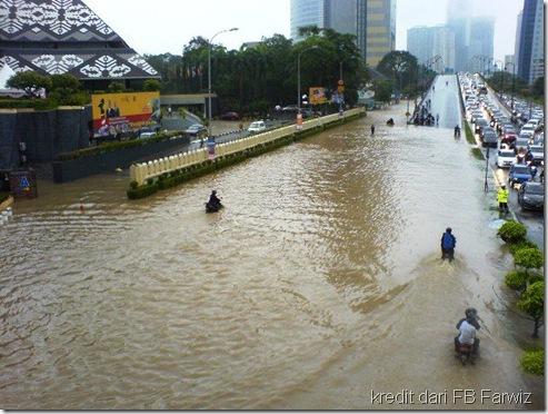 Banjir Jalan Tun Razak Kl 8