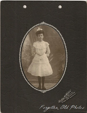 Hazel 13 years old 1903