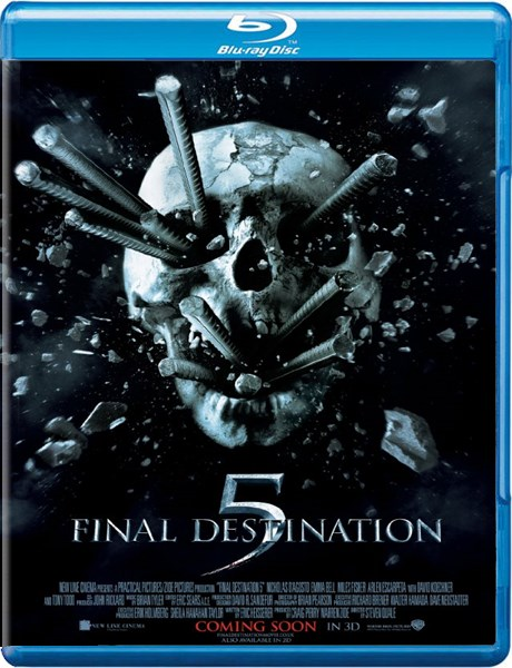 Son Durak 5 | Final Destination 5 | 2011 | DVDRip XviD | Türkçe Dublaj