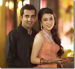 goutham_gambhir_with_wife_natasha_exclusive_pics