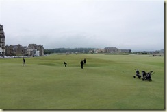 Golfers on No 18 (Small)