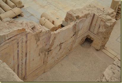 Ephesus House looking down a floor