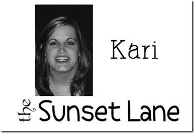 Kari - The Sunset Lane