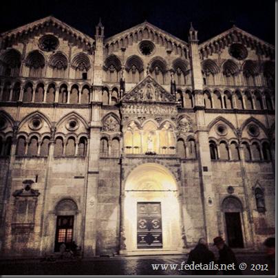 Foto Instagram 1, Ferrara, Emilia Romagna, Italia - Instagram Photo 1, Ferrara, Emilia Romagna, Italy - Property and Copyrights of www.fedetails.net