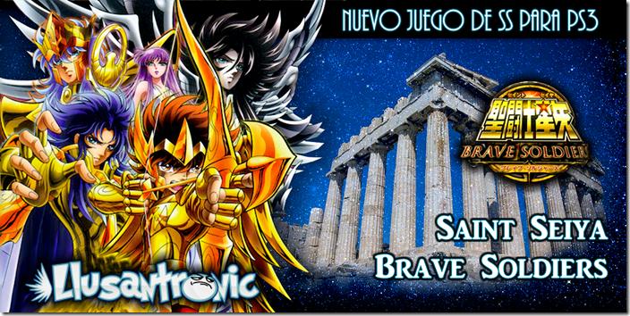[PS3] Saint Seiya Brave Soldiers – La nueva apuesta de Bandai Games