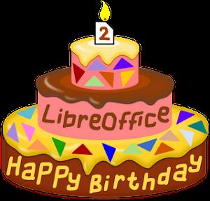 LibreOffice compie 2 anni....