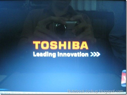 แก้ปัญหาโน๊ตบุ๊ค Toshiba Satellite L640D กดเข้า BIOS ไม่ได้