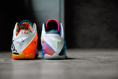 nike lebron 11 gr what the lebron 6 02 A Closer Look at the Nike LeBron 11 What the LeBron