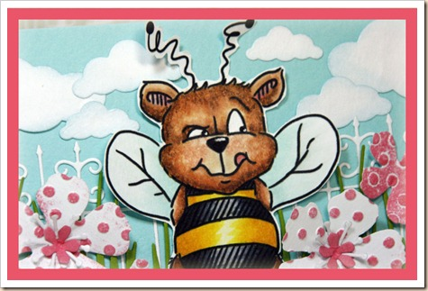 Sassy Cheryl's, Bentley Bears Bee Fortune