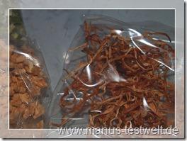 Bihuhn Suppe Zutaten Beutelchen